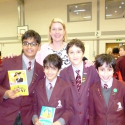 Year 6 secure a win at Eagle House Maths Challenge