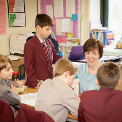 Helen Lewis – Year 3 teacher