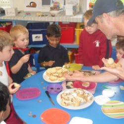 Early Years Cafe Project a fantastic success!