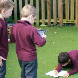 Maths fun in the sun!