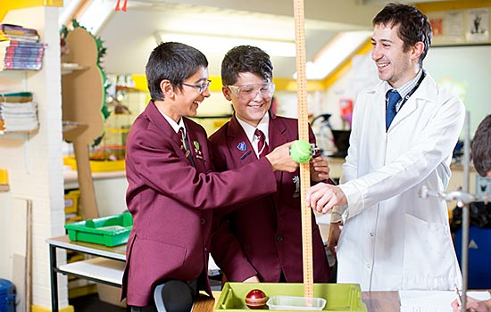 Science at St Edward's Prep School for Boys