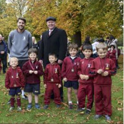 St Edward's Prep Annual Cross Country