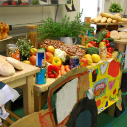 Harvest Festival and Macmillan Coffee Morning