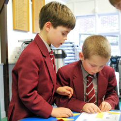St Edward's Maths Challenge