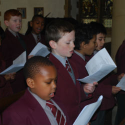 St Edward's Prep Carol Service