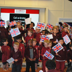 Pre-Prep Assembly – The Royal Wedding