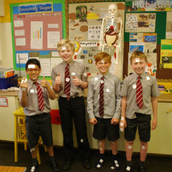 Science at St Edward's