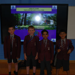 Luckley House Maths Challenge