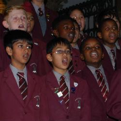 St Edward's Prep Carol Service 2018