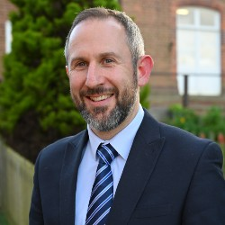 Introducing Jonathan Parsons the new Head of St Edward's Prep