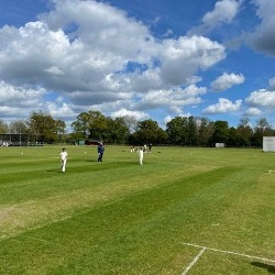 Cricket Match Report – Wed 26th May